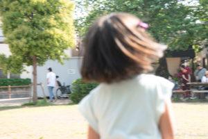 出張撮影:元気な女の子(Nikon D5500)