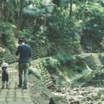 等々力渓谷とShico - Nikon F2