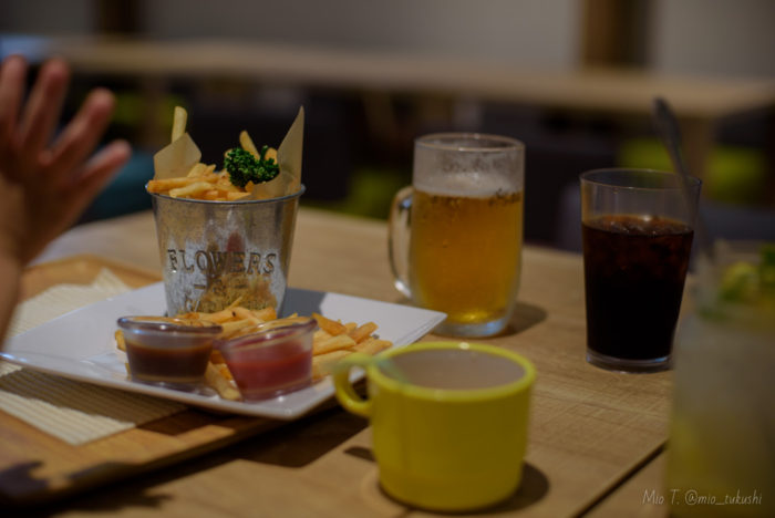 お昼ご飯①